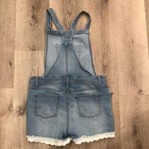 Cat & Jack Bottoms - Girls overalls